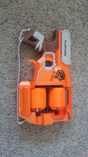 Nerf Gun Zombie Strike FlipFury for Sale in Las Vegas, NV