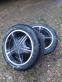 20 inch rim for Sale in Charlotte,  NC