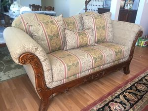 Sofa and Loveseat hardly used for Sale in Redlands, CA