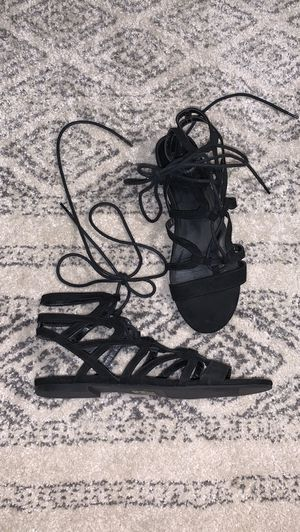 Lace Up Sandals for Sale in Fort Lauderdale, FL