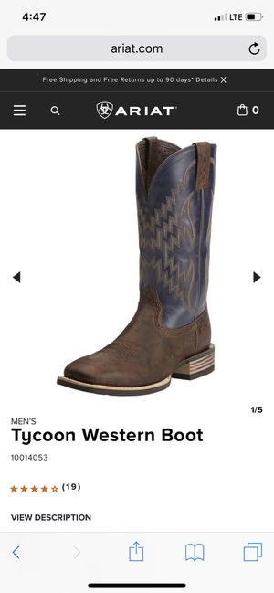 Ariat Boots for Sale in Sedro-Woolley, WA