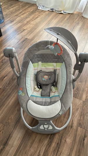Portable Ingenuity Baby Swing for Sale in Forest Grove, OR
