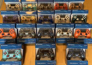 PlayStation 4 Sony wireless controllers for Sale in Miami, FL