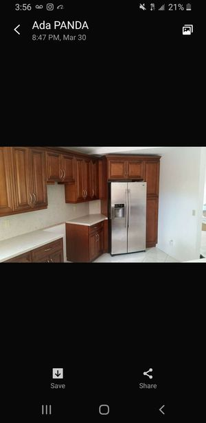 BEAUTIFUL KITCHEN CABINETS NEW for Sale in Cape Coral, FL