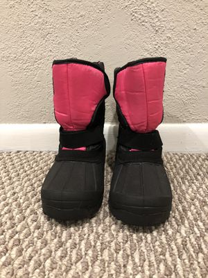 Winter / snow boots - kids size 2 for Sale in Annandale, VA