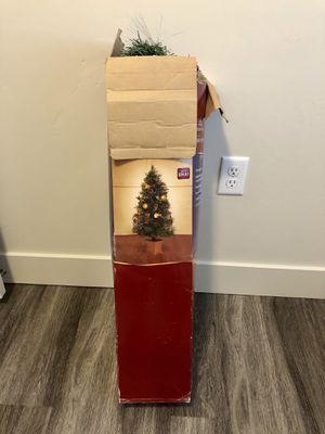 Fiber optic Christmas tree for Sale in Rexburg, ID