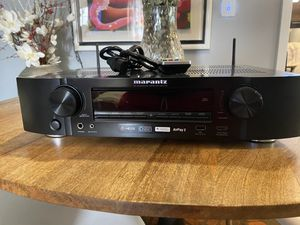 Brand new Marantz NR1710 7.2 channel slimline home theater receiver with WiFi, Bluetooth, Apple Airplay 2, HEOS and Amazon Alexa compatible. for Sale in Los Angeles, CA
