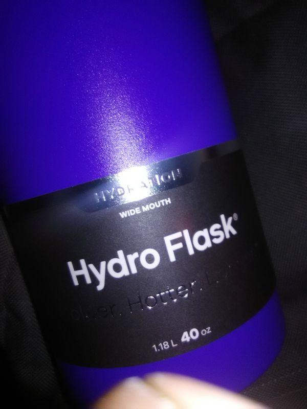 Hydro Flask 40oz