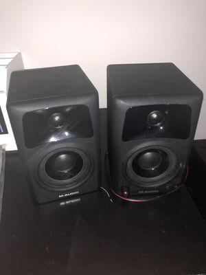 M Audio Speaker set for Sale in Murfreesboro, TN