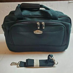Ricardo Beverly Hills Luggage Carry-On Traveler Green Style #97553 for Sale in Paramount, CA