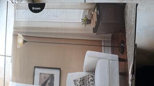 """Floor lamp brown 5ft 11"""" brand new for Sale in San Diego, CA"""