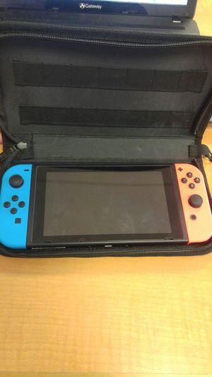 Nintendo switch with Zelda Breath of the Wild for Sale in Redmond, WA