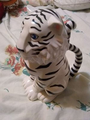 Greatest show on Earth white tiger mug for Sale in Chickasha, OK