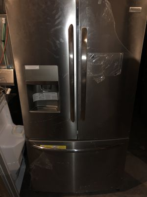 Frigidaire Stainless Steel French 3-Door for Sale in Lithonia, GA
