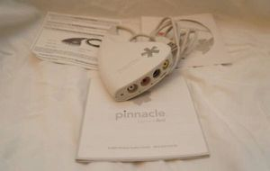 Pinnacle Dazzle HW-SET DVC 100 USB S Video capture Recorder REV 1.1 for Sale in Raleigh, NC