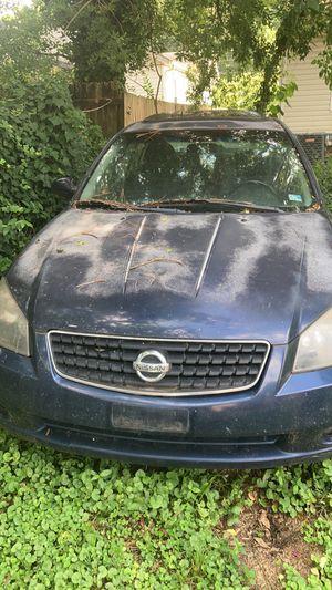 06 Nissan Altima for Sale in Norfolk, VA