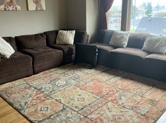 Living Room Set With Ottoman for Sale in Tacoma,  WA