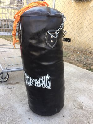 Bog boxing punch bag for Sale in Los Angeles, CA