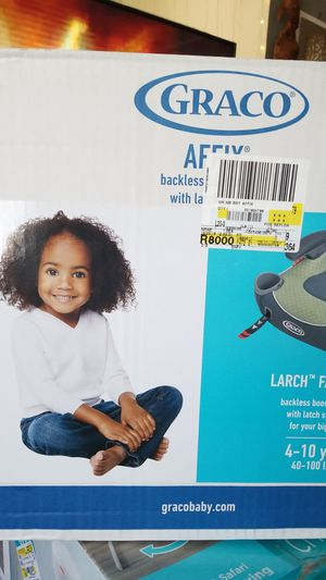 Graco Affix Backless Booster seat for Sale in Bayport, MN