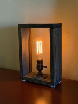 Edison-inspired Desktop Lamp for Sale in Hollywood, FL