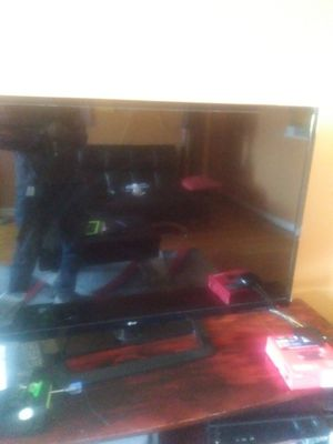 """Used, LG 55"""" inch TV with Roku 3 media player. for Sale for sale  Brooklyn, NY"""
