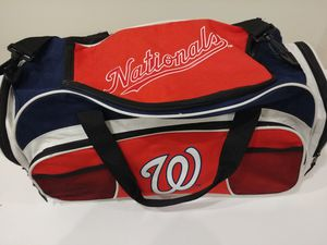 New Washington Nationals Duffle bag for Sale in Washington, DC