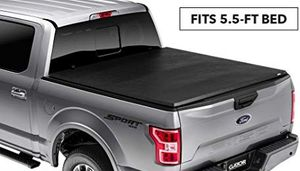 Ford F150 2015-2019 5.5FT Hard Tri-Fold Tonneau Bed Cover for Sale in Pomona, CA