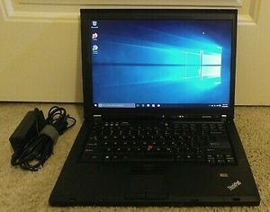 Lenovo Thinkpad 15 inch Business Grade Laptop Intel Duo Core 4 GB RAM 500 GB HD DVD-RW 1680*1050 Hi Res LCD Nvidia NVS Graphics Wi-Fi Win 10 Pro 64 for Sale in Virginia Beach, VA