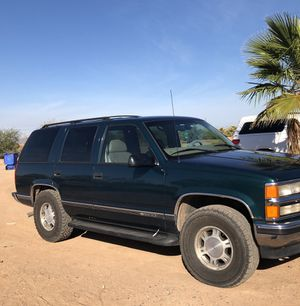 1997 Chevy Tahoe for Sale in Scottsdale, AZ