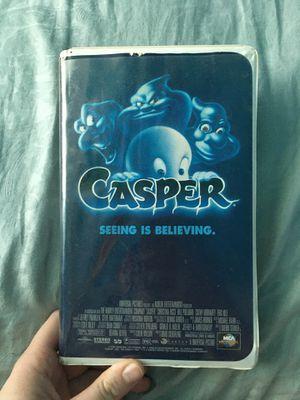 Casper VHS for Sale in Saranac, MI