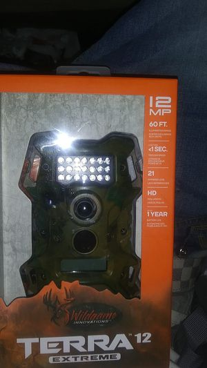 Terra 12 Extreme Camera for Sale in Houston, TX