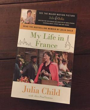 SC book My Life In France by Julia Child with Alex Prud'homme chef memoir for Sale in Phoenix, AZ
