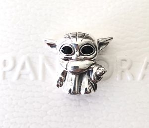 Pandora Disney Star Wars The Child Baby Yoda Charm #799253C01 +Gift Box +Tag for Sale in Fontana, CA