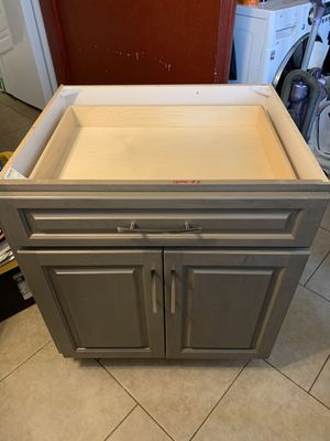 Kitchen/laundry room cabinets for Sale in Phoenix, AZ