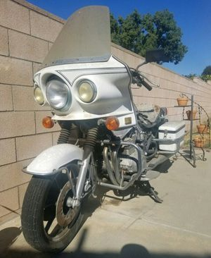 1993 Kawasaki Cop Motorcycle for Sale in Whittier, CA