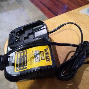Dewalt 12v/20v Lithium Ion Battery Charger for Sale in Farmington Hills, MI