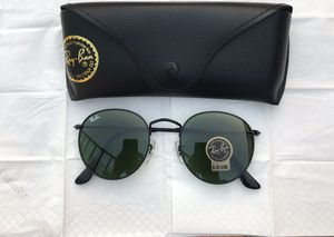 Ray ban 3447 round sunglasses for Sale in San Francisco, CA