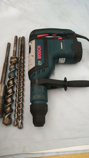 "Bosch hammer chiping drill 1""7/8 for Sale in Long Beach, CA"