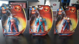Superman Collectible Action Figures for Sale in Vacaville, CA