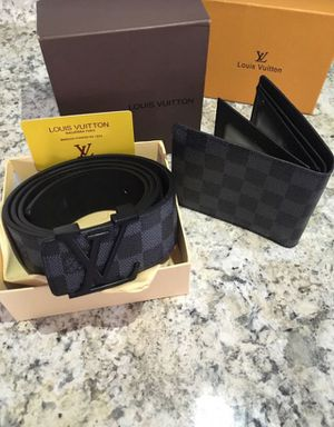 New Belt & Wallet Set for Sale in Las Vegas, NV
