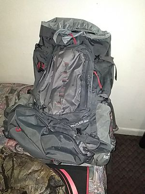 Ascend Pintler 90 L gray backpack for Sale in Wichita, KS