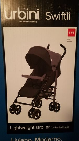 NEW Urbini Swiftly lightweight stroller in unopened box for Sale in Cleveland, OH