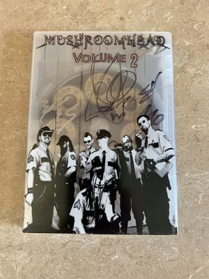 Mushroomhead Volume 2 Autographed DVD for Sale in North Ridgeville, OH