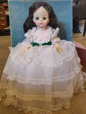 Madame Alexander doll Gone With The Wind 1590 for Sale in Renton, WA