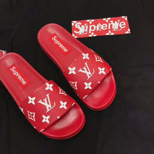 Louis Vuitton Supreme Slides For Sale In Philadelphia, PA - OfferUp