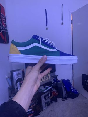 Yacht club vans size 10 for Sale in Campbell, CA