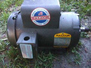 Balthasar 1 and a half horse electric motor for Sale in Largo, FL