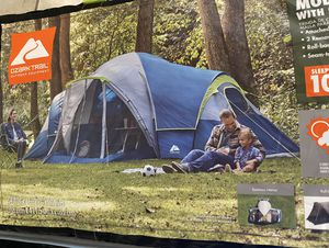 OZARK TRAIL, Brand NEW, Dome Tent, 10 Person! ⛺️ for Sale in Phoenix, AZ