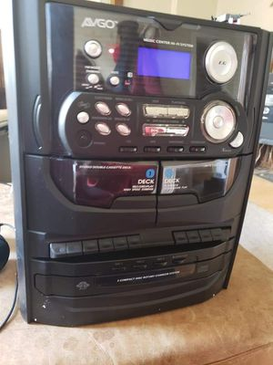 Avgo Mini Audio System for Sale in Marion, OH