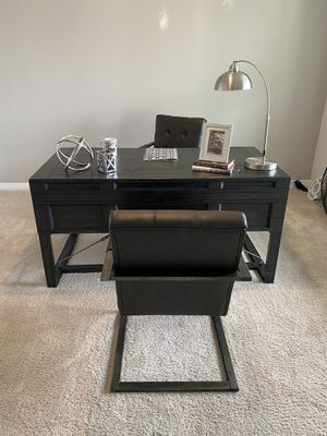 Desk w/ 2 Chairs - Used Only For Staging Purposes To Sell a House for Sale in St. Cloud, FL